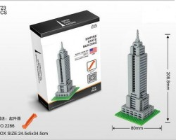 Mini Block--Empire State Building (2326)