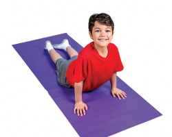 Yoga Mat Purple, Sports Product  W7436