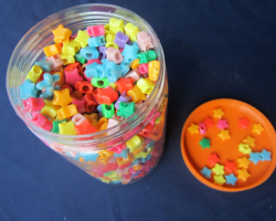 DIY Star Beads (A39-A18-A34) Different Shapes