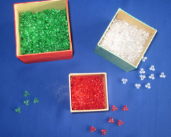 Holiday Tri-Bead Assortment (BE806)