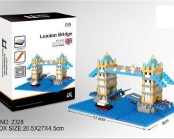 Mini Block--London Bridge (2328)