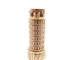 3D Building Puzzle Leaningtower (568-E)