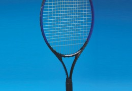Aluminum Tennis Racquet - Junior (W5190)